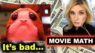Download Box Office for The Last Jedi 2nd Weekend Drop Video