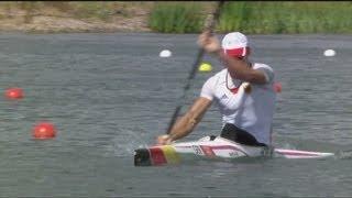 Download Men's Kayak Single 1000m - Semi-Finals | London 2012 Olympics Video