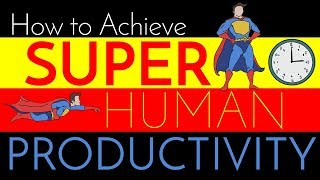 Download Super Human Productivity & Efficiency | Tips from a Surgeon Video