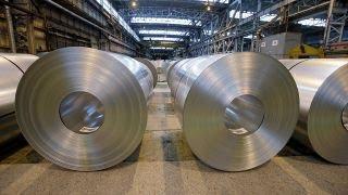 Download Howard Steel owner reacts to Trump's steel tariff Video
