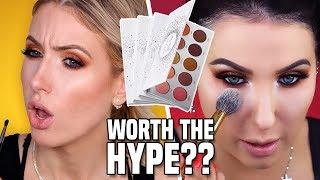 Download I Tried Following a JACLYN HILL VAULT COLLECTION Makeup Tutorial... is it WORTH THE HYPE?! Video