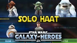 Download Solo Heroic AAT Raid - Star Wars: Galaxy Of Heroes - SWGOH Video