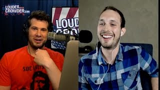 Download My Guest Appearance on Louder with Crowder Video
