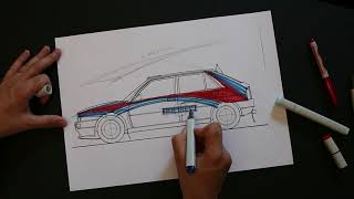 Download How the WRC Martini liveries were designed Video