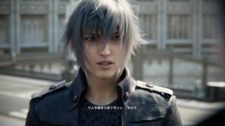 Download FINAL FANTASY 15 OPENING & New Trailer from JUDGEMENT DISC (Japanese) Video