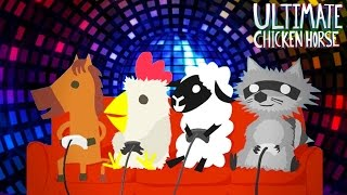 Download HOW TO SCREW OVER YOUR FRIENDS!! Ultimate Chicken Horse (Funny Moments & FAILS) Video