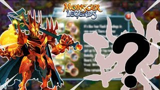 Monster Legends | Ophiuchus | Level 1 to 90 | BEST EPIC