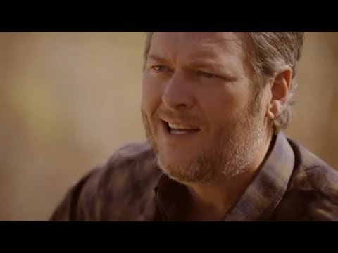 Blake Shelton - I Lived It (Official Music Video)