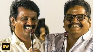 Download KS RAVIKUMAR Stage -ல் செம்ம கலாய் | CHERAN | TSTU Audio Launch Video