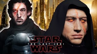 Download Kylo Ren's New Look - Star Wars Episode 8 The Last Jedi Video