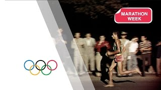 Download Rome 1960 Olympic Marathon | Marathon Week Video