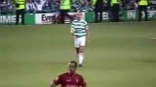 Download Henrik Larsson's Last Match for Celtic Video