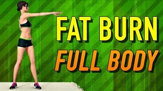 Download Full Body Workout Routine [Fat Burning Workout At Home] Video