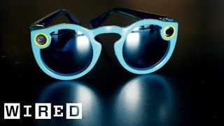Download Snap's Spectacles Are the First Camera We Actually Want to Wear | WIRED Video