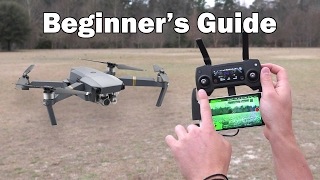 Download Beginner's Guide Part 1 - DJI Mavic Pro Video