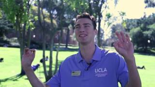 Download Students relate experiences of guiding campus tours Video