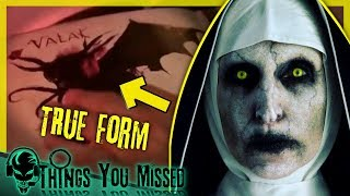 Download 22 Things You Missed In The Nun TV Spots | ALL TV COMMERCIALS Video