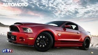 Download La Shelby Super Snake: une Mustang à plus de 800 chevaux ! Video