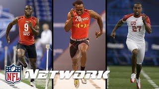 Download Who Ran the Fastest 40: Julio Jones, Antonio Brown or DeSean Jackson? Video