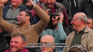 Download Chidaoba, wrestling in Georgia Video