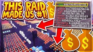 Download WE WERE THE RICHEST FACTION AFTER THIS RAID! | Minecraft Factions | VanityMC | Versus [7] Video