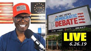 Download 🔴 Democratic Debate 2019 - Wednesday with Pocahontas! (ABL LIVE) Video