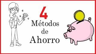 Download Cómo ahorrar dinero con 4 metodos Video