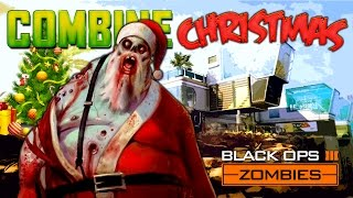 Download COMBINE CHRISTMAS ZOMBIES (Black Ops 3 Zombies Mod) Video