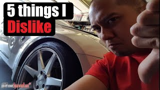 Download Top 5 things I Dislike about the Nissan 350Z Video