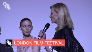 Download Carol Onstage Intro - American Express® Gala   BFI London Film Festival Video