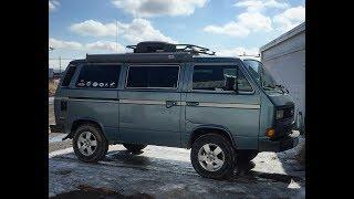 Download Volkswagen Vanagon Syncro Search & Rescue Vehicle. 4WD Van. Video