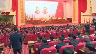Download Inside the North Korean Worker's Party Congress Video