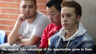 Download When a career is part of the curriculum, low-income Colombians benefit Video