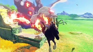 Download THE LEGEND OF ZELDA : BREATH OF THE WILD Nouveau Trailer (Nintendo Switch) - TGA 2016 Video