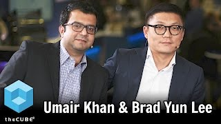 Download Umair Khan, CA Technologies & Brad Yun Lee, Bespin Global - AWS re:Invent - #reInvet - #theCUBE Video