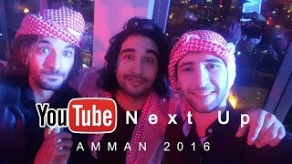Download YOUTUBE NEXT UP - AMMAN 2016 Video