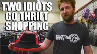 Download Two Idiots Go Thrift Shopping Video