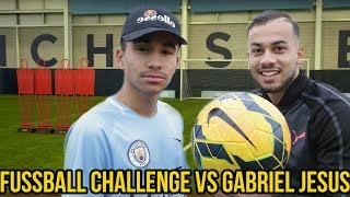 Download EXTREME FUSSBALL CHALLENGE VS GABRIEL JESUS JR!! Video