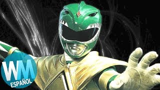 Download ¡Top 10 Episodios de POWER RANGERS! Video
