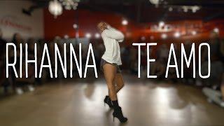 Download YANIS MARSHALL HEELS CHOREOGRAPHY ″TE AMO″ RIHANNA. MILLENNIUM DANCE COMPLEX LOS ANGELES Video