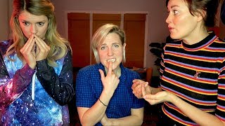 Download Charades Against Humanity ft. Mamrie Hart and Grace Helbig! Video