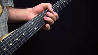 Download Monster SRV Slow Blues Lick Video