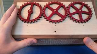 Download Custom Puzzle Box Video