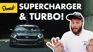 Download Vortech Twin-Charged Mustang | The New Car Show Video