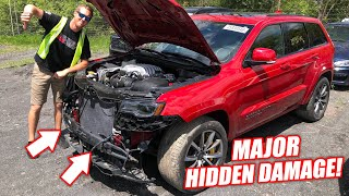 Download We Tried To Buy an Auction Jeep TRACKHAWK... What a Disaster (Almost got hustled) Video