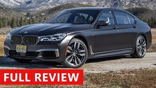 Download 2018 BMW M760Li xDrive V12 Review - New Amazing Sedan 610HP Beast !!!! Video