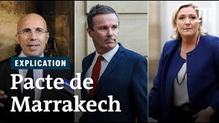 Download Le pacte de Marrakech en trois intox Video