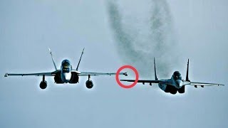 Download F 18 Intercept Mig 29, Real Dogfight Video