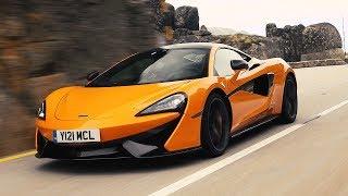 Download McLaren 570S vs Porsche 911 Turbo vs Audi R8 V10   Top Gear Video