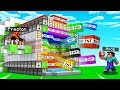 Download MINECRAFT TNT WARS GOD vs TNT WARS NOOB! Video